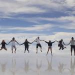 Salar de Uyuni, Altiplano. Bolivia, by Spanish photographer and traveller Saul Santos Diaz