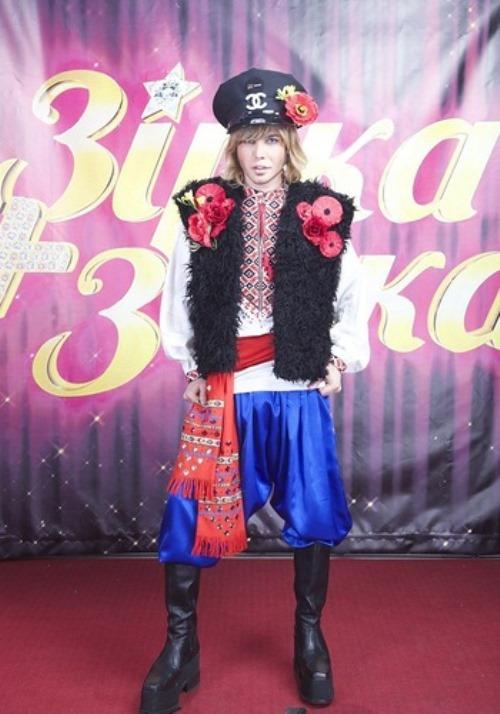 King of Glamour Sergey Zverev