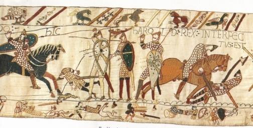 Work by craftsmen, Alderney Tapestry Project