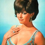 Beautiful Italian actress Claudia Cardinale