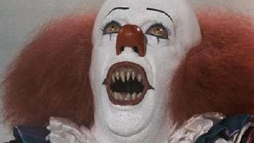 Coulrophobia Fear of clowns