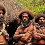 Papua New Guinea and Miklhouho-Maclay