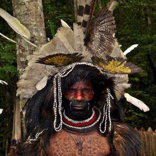 Aborigenes of Papua New Guinea, XXI century
