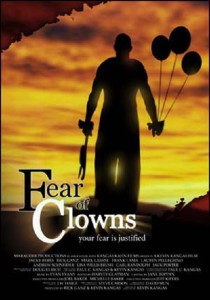 Coulrophobia - Fear of clowns