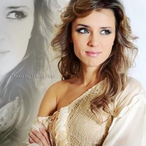 Irina Alferova's daughter Ksenia