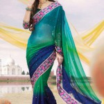 Indian woman fashion