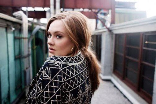 Adele's veggie journey