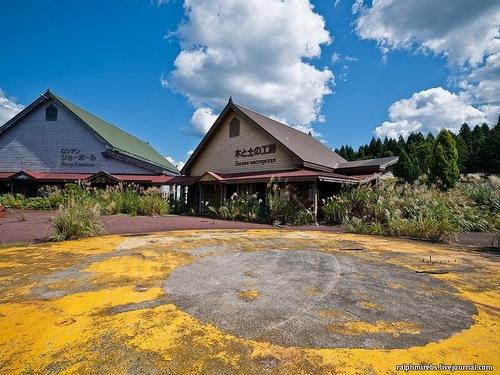 Abandoned Russian Village Niigata in Japan
