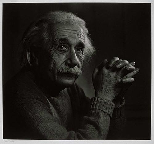 Photo of Albert Eistein