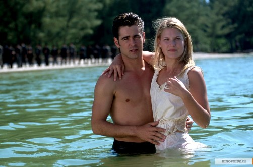 American outlaws, 2001 Western film directed by Les Mayfield and starring Colin Farrell, Scott Caan, and Ali Larter