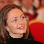 Synchronized swimmers - Anastasia Ermakova and Anastasia Davydova