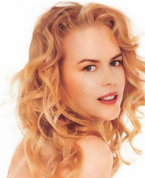 Beautiful Nicole Kidman, Australian born actress