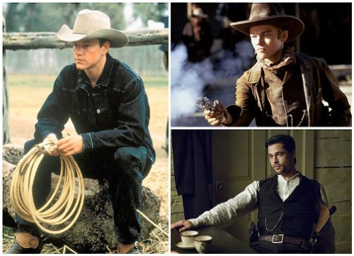 Sexiest Hollywood cowboys