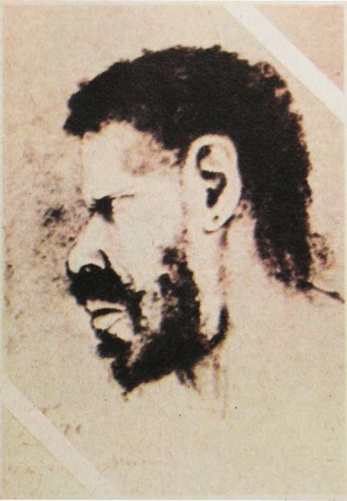 Boge – Papuan from mountain village. Englam Mans. May-June 1872