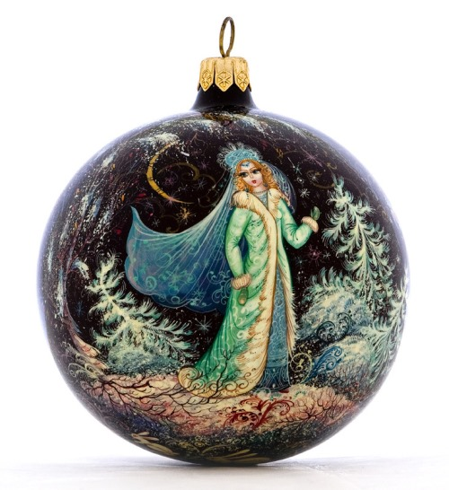 Christmass tree decoration Snegurochka
