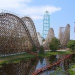 El Toro, formerly the fastest wooden roller coaster in the world