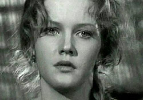 Blue-eyed Elena Proklova