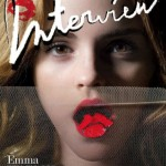 Emma on the cover of May 2009's Interview Magazine