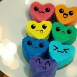 Emotional hearts
