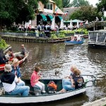 Giethoorn, Holland, the town with no roads