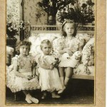 Grand Duchess Tatiana Nikolaevna, Maria Nikolaevna, Olga Nikolaevna of Russia