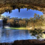 Beautiful Hamilton Pool in Texas