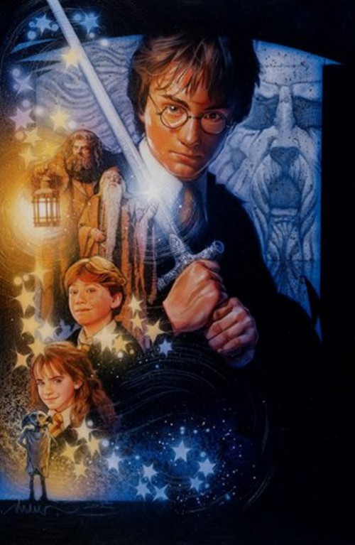Movie Poster by American artist Artist Drew Struzan