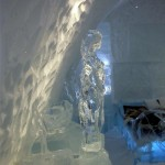 Beautiful Ice Hotel in Sweden