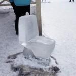 Ice Hotel. Jukkasjarvi, Sweden