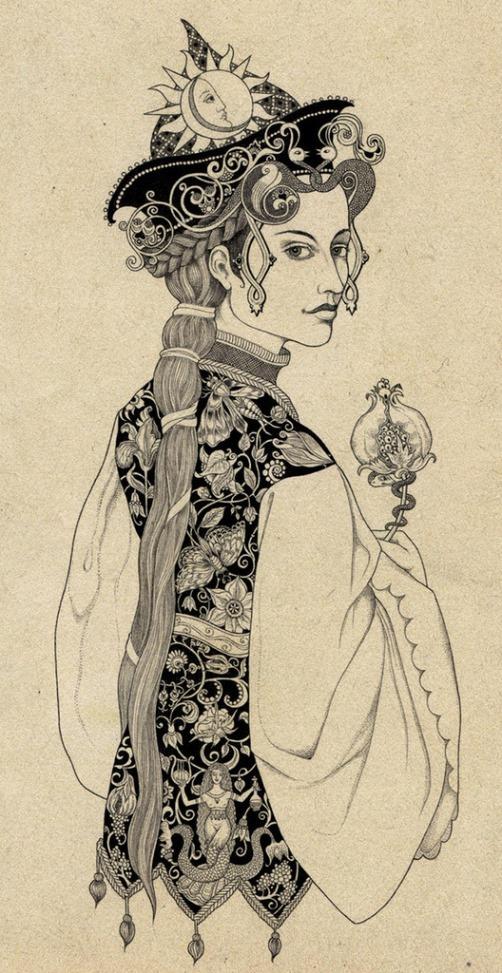 Illustrations by Sveta Dorosheva