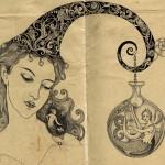 Fabulous Illustrations by Ukrainian artist Sveta Dorosheva