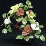 Jade flowers