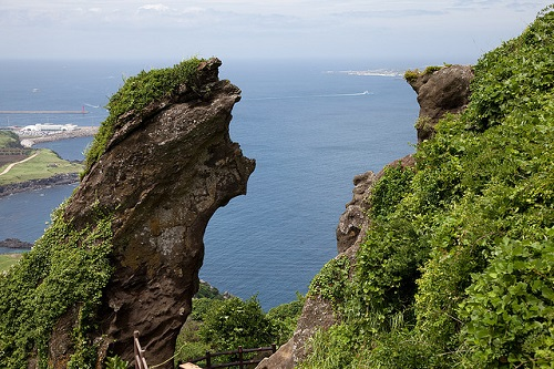 New 7 Wonders of Nature. Jeju Island, South Korea