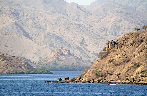 New 7 Wonders of Nature. Komodo Islands