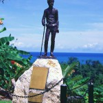 Maclay.-Monument-in-New-Guinea
