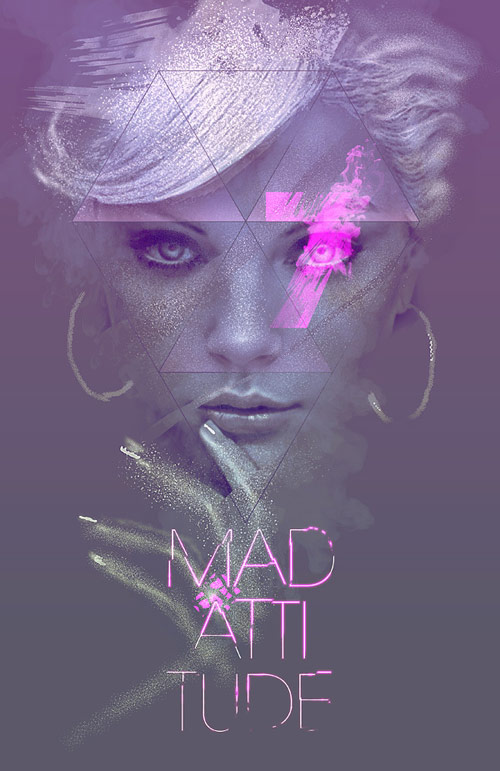 Mad Attitude. Awesome Artworks of Alberto Russo