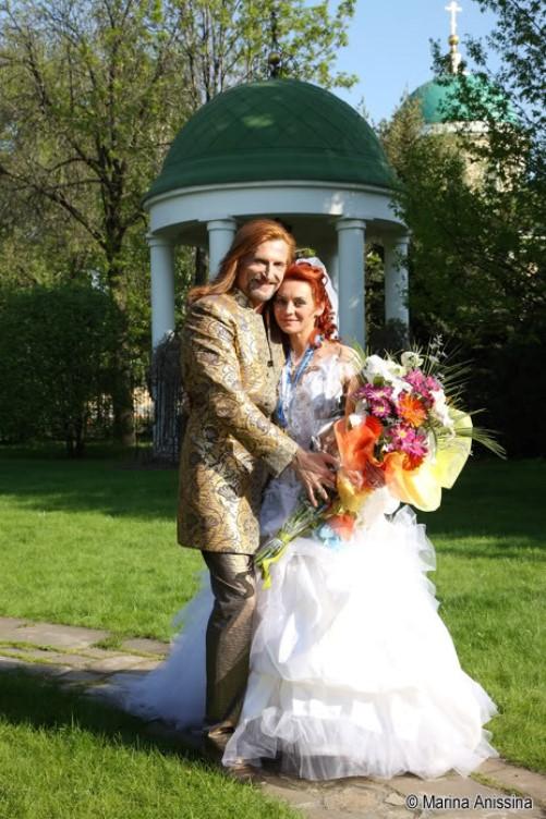 Nikita Djigurda and Marina Anissina