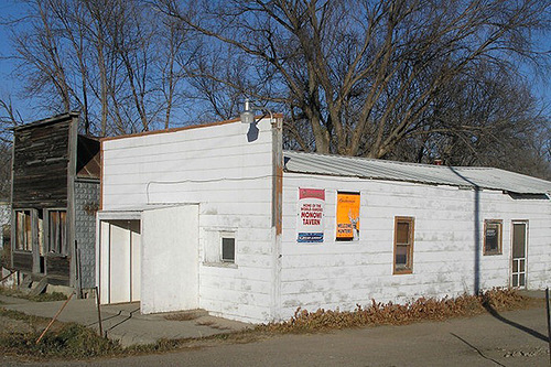 One person town Monowi, Nebraska