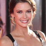 Beautiful Hollywood actress Olga Fonda