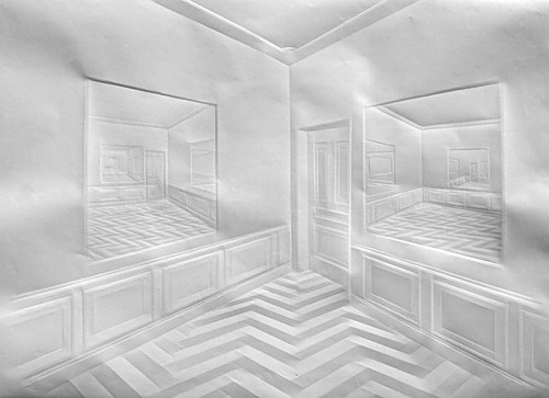 Simon Schuberts paper art