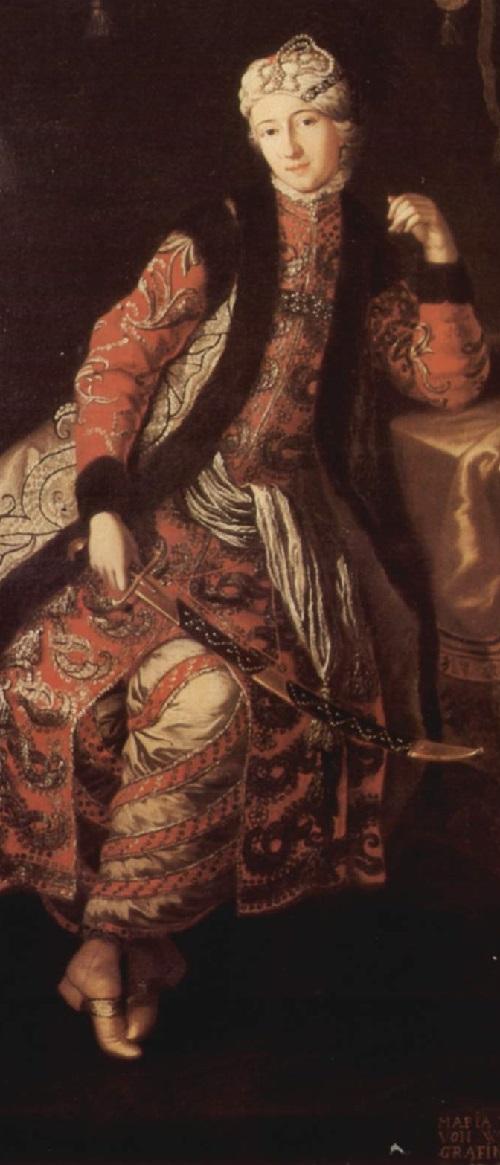 Portrait of Jean-Baptiste Tavernier by Nicolas de Largilliere (c. 1700)