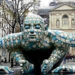 Sculptures by Rabarama Paola Epifani