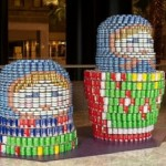Canstruction 19th Annual Competition