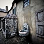 Deserted town, Serednikovo