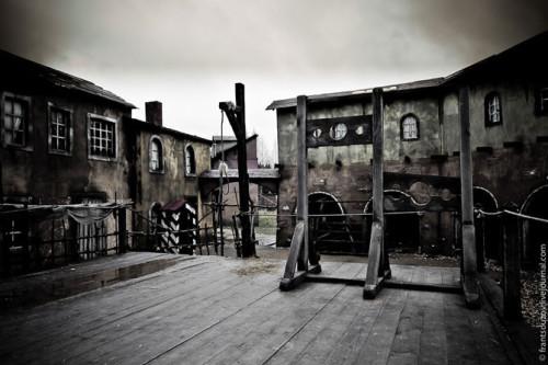 Serednikovo Ghost town in Russia