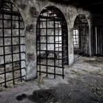 Prison cells. Serednikovo