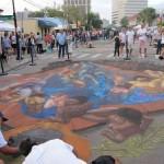 The Sarasota Chalk Festival