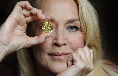 The Cora Sun-Drop Diamond - one of the most stunning diamonds in the world