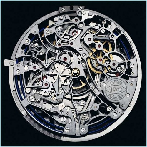Beautiful Mechanisms of Watches