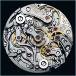 Complicated mechanism of Watches